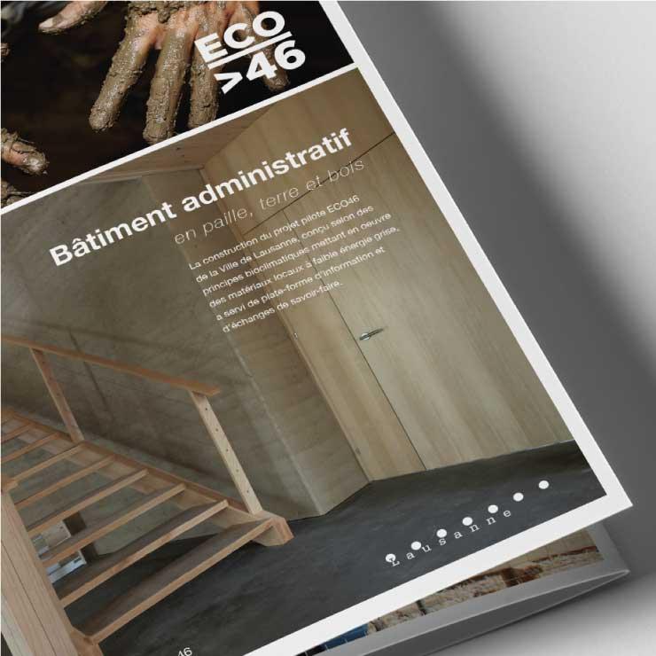 ECO 46, bâtiment bioclimatique